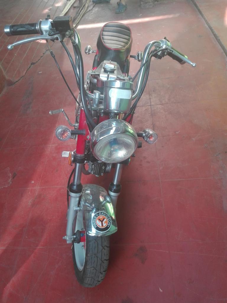 SE VENDO 2 MOTOS S/3.500