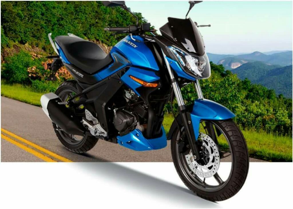Moto Wanxin Wx150 Rs Nueva