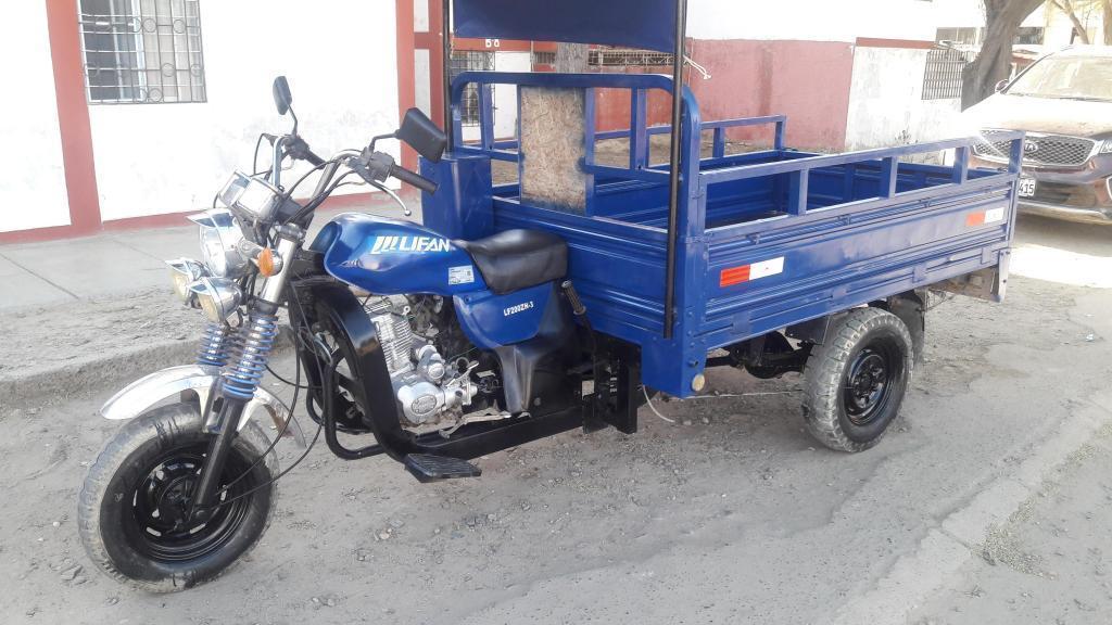 VENTA DE MOTOFURGON LIFAN 200