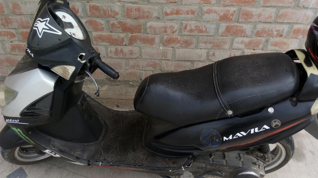 Moto Murano Usada