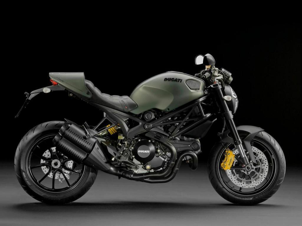 Ducati Monster Diesel 1100 evo