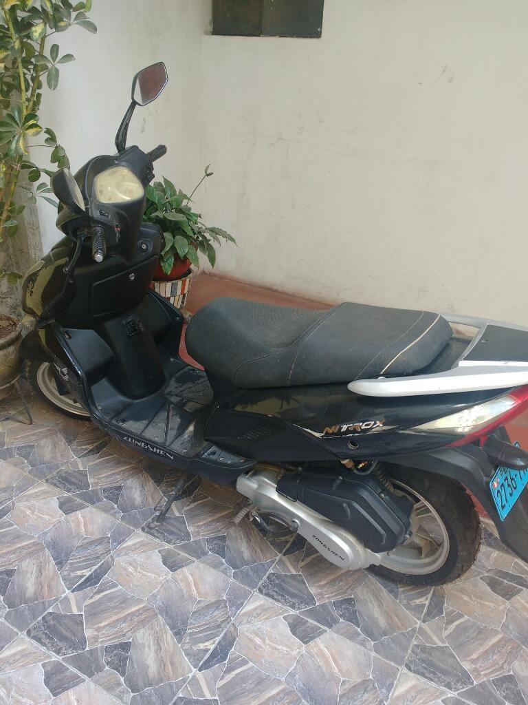 Moto Zongshen Motor 150