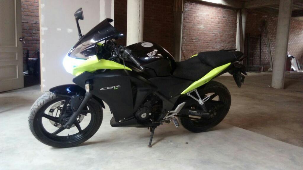 Se Vende Moto en Carabayllo