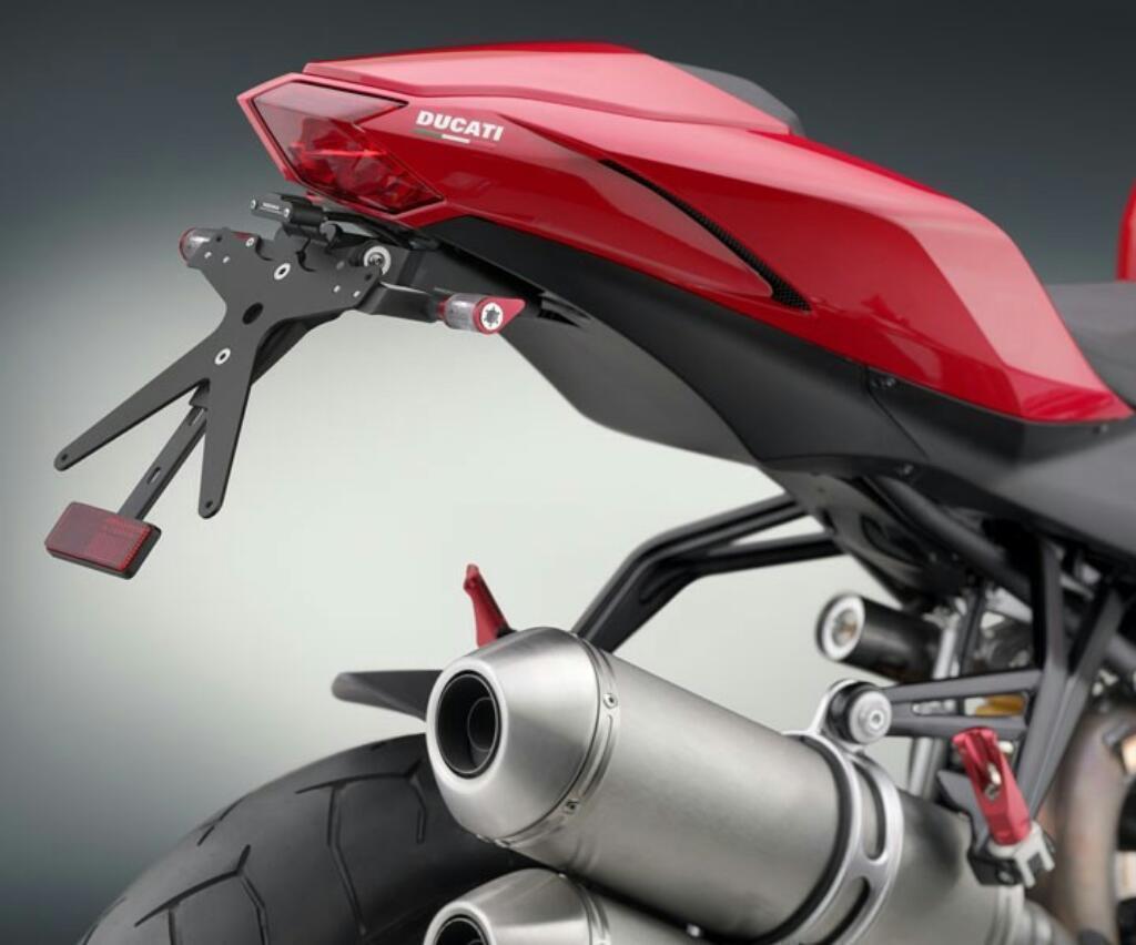Intermitentes Rizoma Avio21, Ducati Red