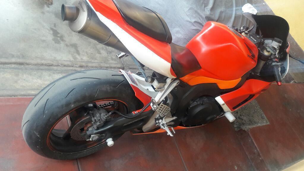 Moto Honda Pistera Cbr 1000 Año 2007