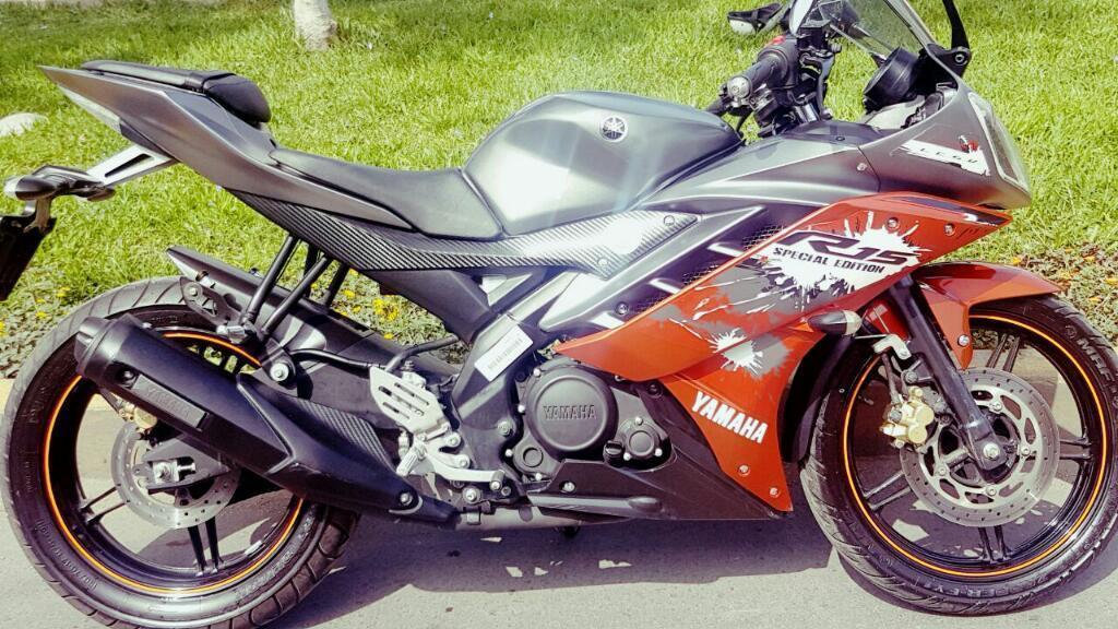 Yamaha R15 2016 Poco Recorrido Soat 2018 Garantia de Tienda