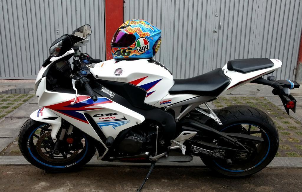 Honda Cbr 1000 2012 Hrc