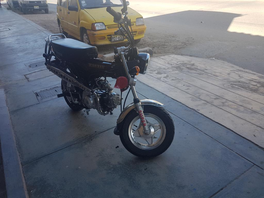 Vendo Dax 110cc Wanxin