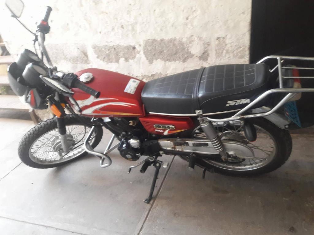 Vendo dos motos 150cc