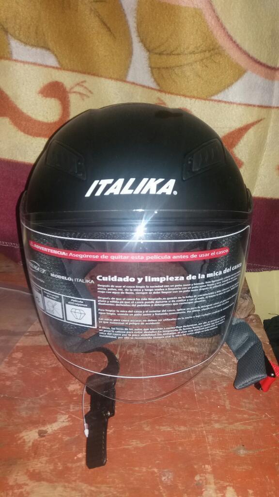 Casco Italika