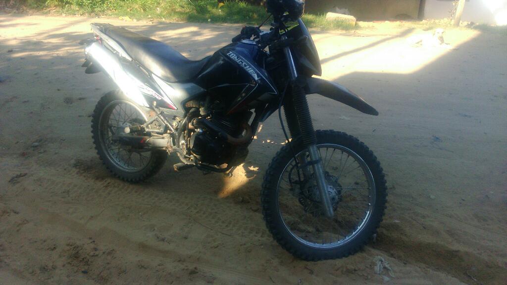Vendo Mi Motocicleta Zongshen Zx200
