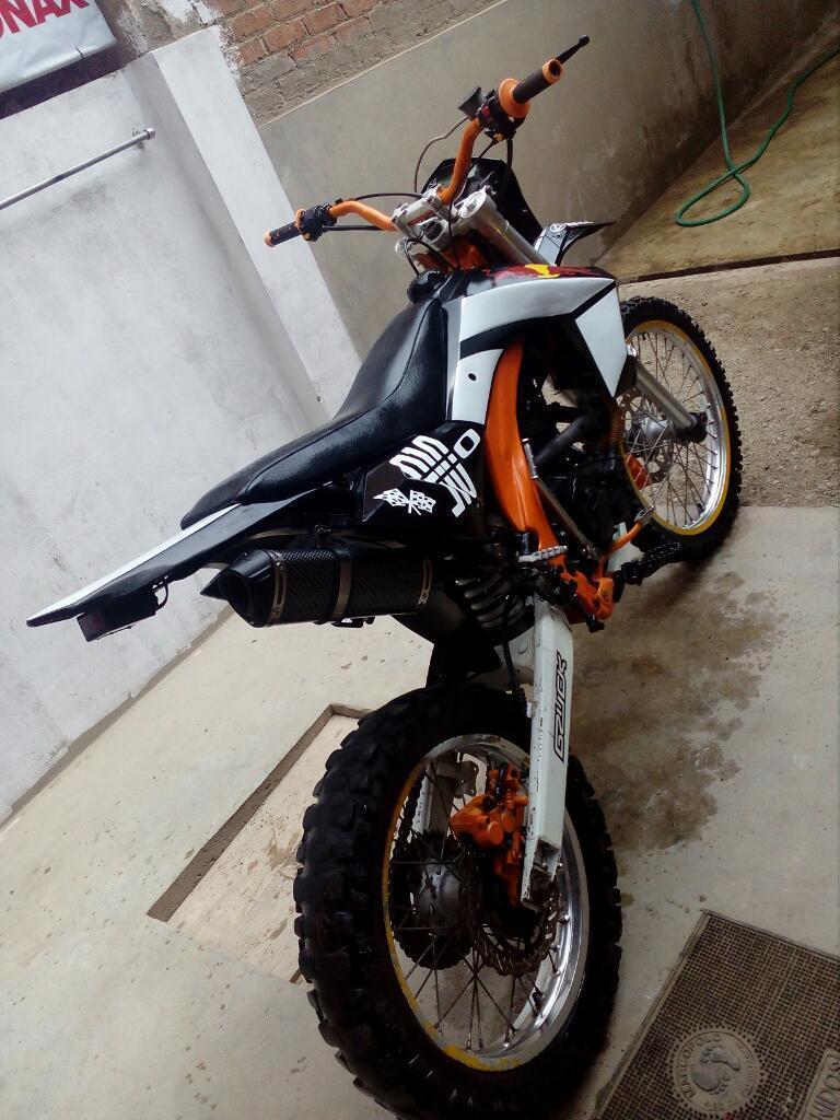 Moto Croos 250cc Modelo Orion