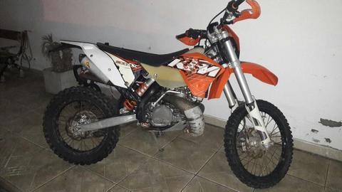 Vendo Ktm 300 Del 2011