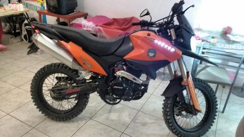 Vendo Mi Moto Ronco 250