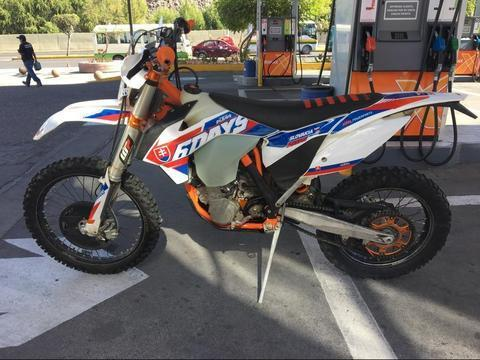 Vendo Ktm 450 2016 Six Days facturable