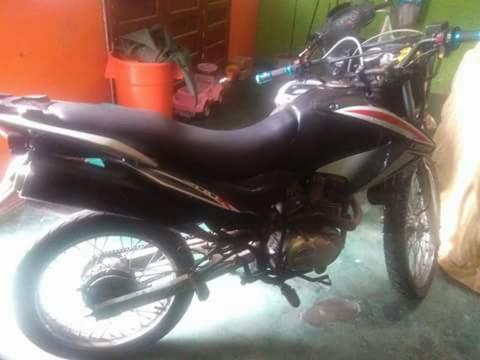 Vendo Moto Lifan 200 Buen Estado 9/10
