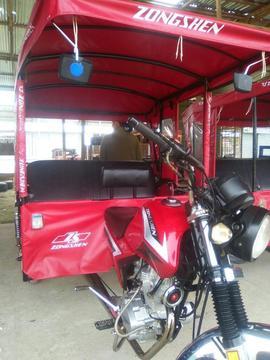 Motokar Zongshen 150