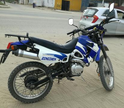Vendo Moto Zongshen 125