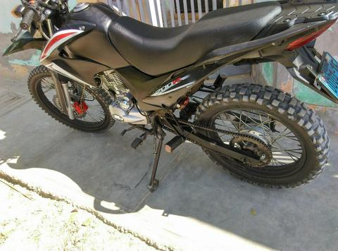 Moto Lifan 200r