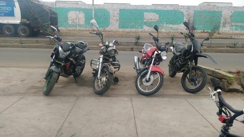 Motos con Garantía de Motor