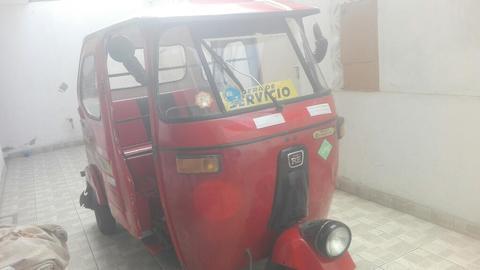 Vendo Moto Bajaj 4 Tiempos Año 2012