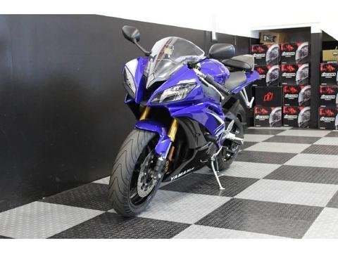 2016 para la venta Yamaha R6 en buenas condiciones de trabajo