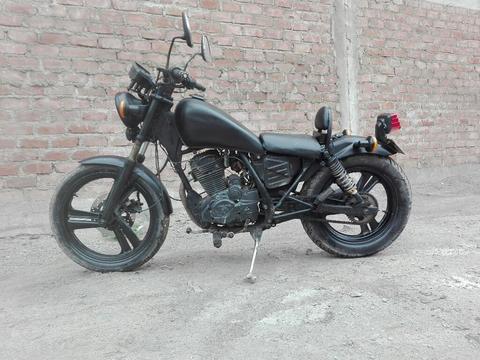 Bobber Motor 250 Tablero Digital Todo Ok