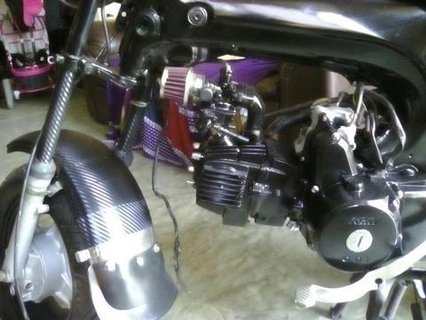 Dax Rtm 70cc 1000soles Precio Fijo