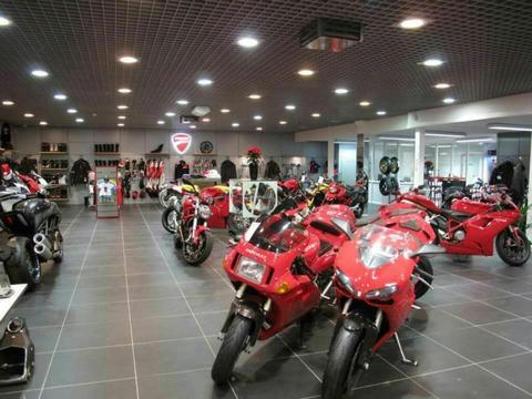 Todo Ducati, Casco, Trajes, Botas, Guant