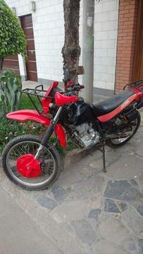 VENTA DE MOTO RTM