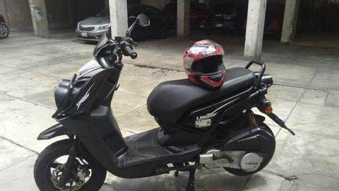Scooter Lifan en Venta motor 150cc, automatica, unico propietario, 0 papeletas