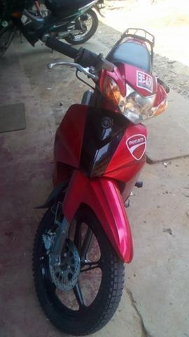 moto crypton 2012
