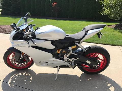 Ducati Panigale Moto 959 Moto