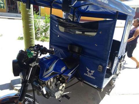 Motokar Zongshen 3 Meses de Uso