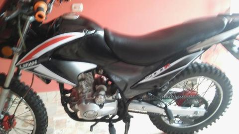 Lifan 200. Del 2015