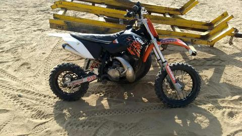 Ktm 50 Sx Pro