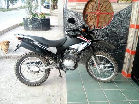 Vendo Moto Nueva 10/10 Lifan