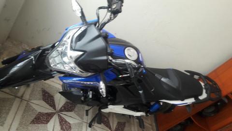 Vendo Moto Nueva sin Placa
