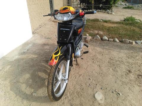 Moto zongshen motor 110 soat vigente junio del 2018