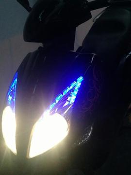 Scooter de 150cc