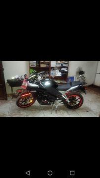 Vendo Moto Artsun Modelo Cbr250