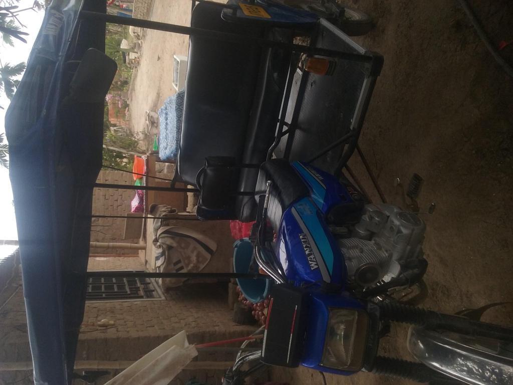 Vendo Un Motokar Azul Motor 150 Año 2013