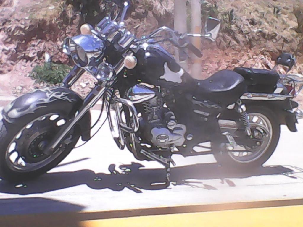 vendo moto rtm 150 en buen estado