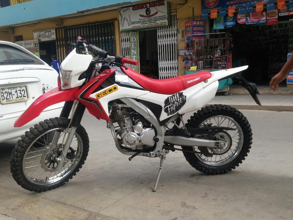 Vendo Moto Sunshine Motor 200