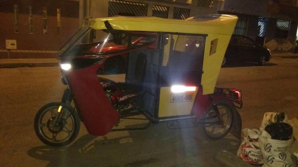 Vendo Mototaxi Nueva