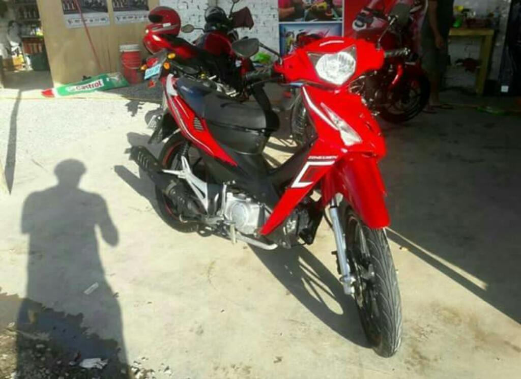 Vendo Mi Moto en Buen Estado