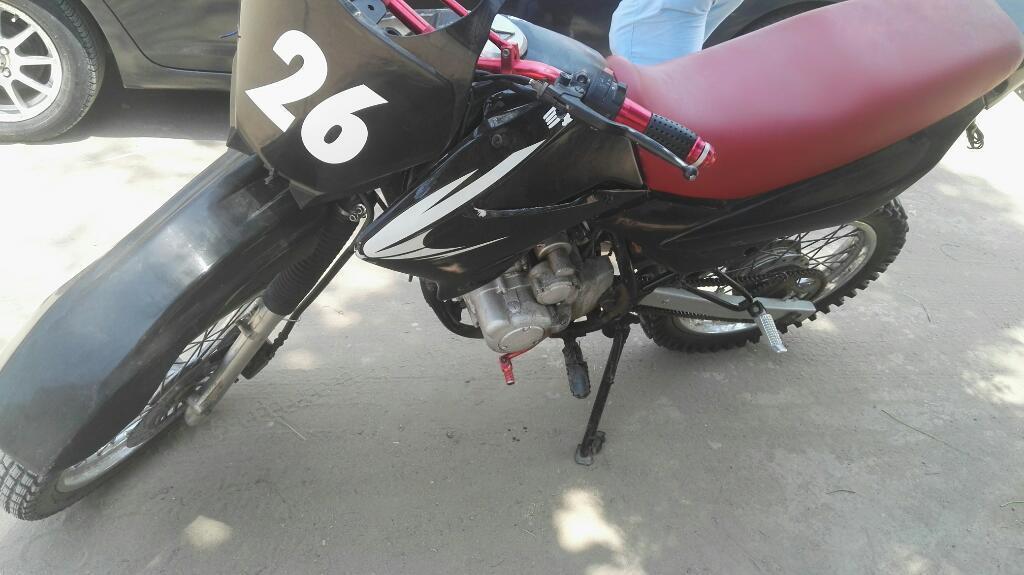 Vendo Moto Wanxin Motor 200