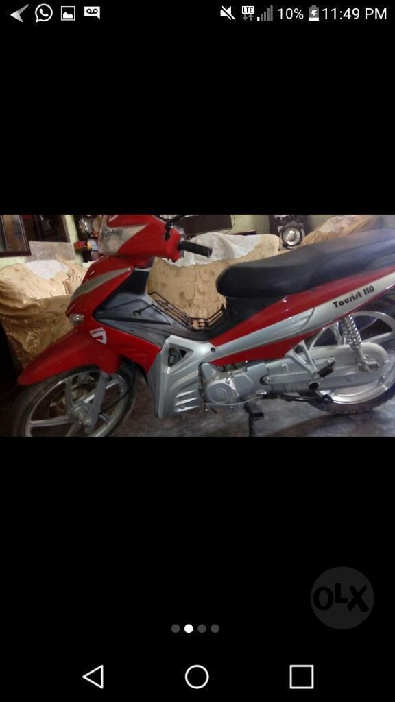 Vendo Moto Motor 110 Precio a Tratar