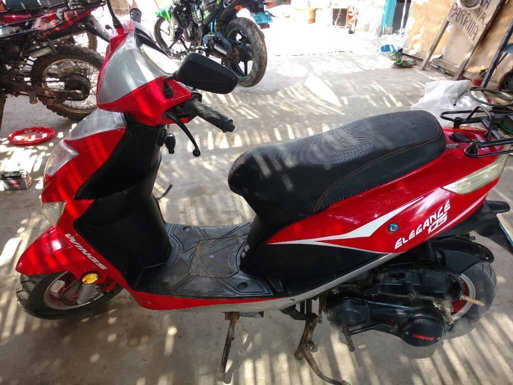 Vendo Mi Lindo Scooter