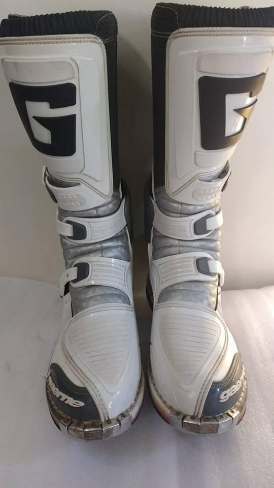 BOTAS CROSS ENDURO GAERNE. NO DAINESE NO ALPINESTARS NO AIROH NO FOX